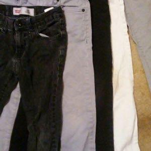 Boy jeans size 10